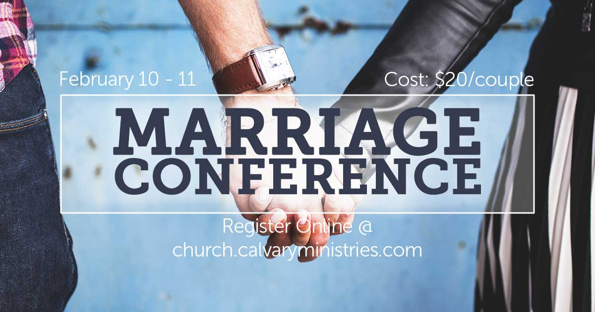 Marriage conference columbus ga