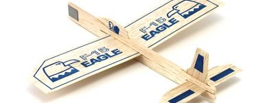 Building the perfect model airplane