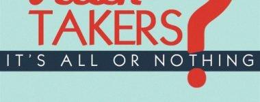 Risk Takers: Jesus