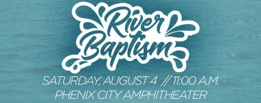 Baptism on the River