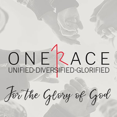 One Race – For the Glory of God
