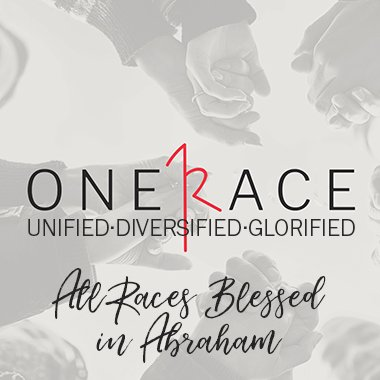 One Race – All Races Blessed in Abraham