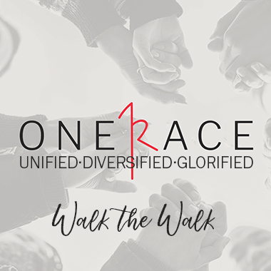 One Race – Walk the Walk