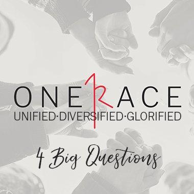 One Race – 4 Big Questions