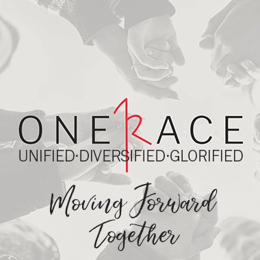 One Race – Moving Forward Together