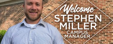 Introducing new Campus Manager – Stephen Miller