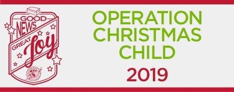 Operation Christmas Child Boxes 2019.Operation Christmas Child 2019 Calvary Baptist Church