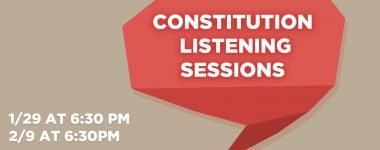 Constitution Listening Web