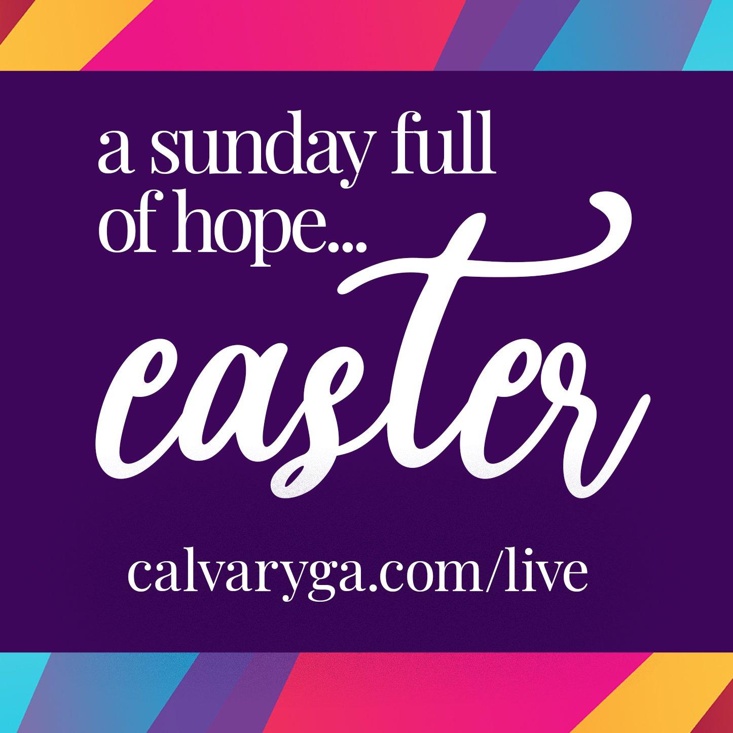 Easter Social 2