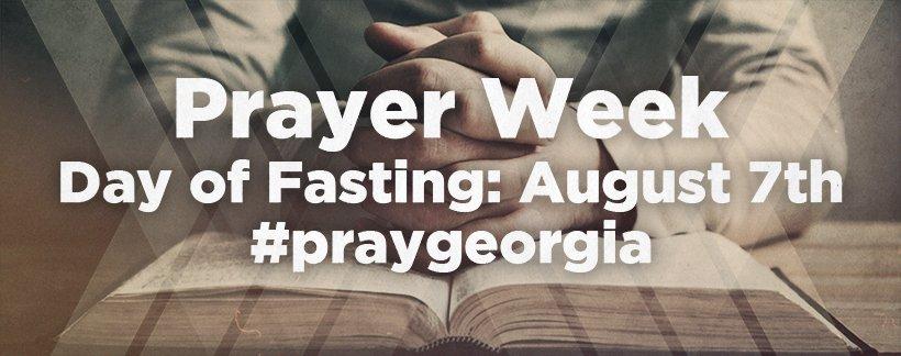 Prayer Week Fasting Web