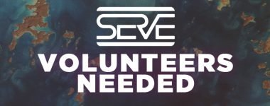 Serve Volunteers Needed Web