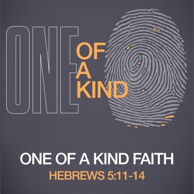 one of a kind sermon web 4