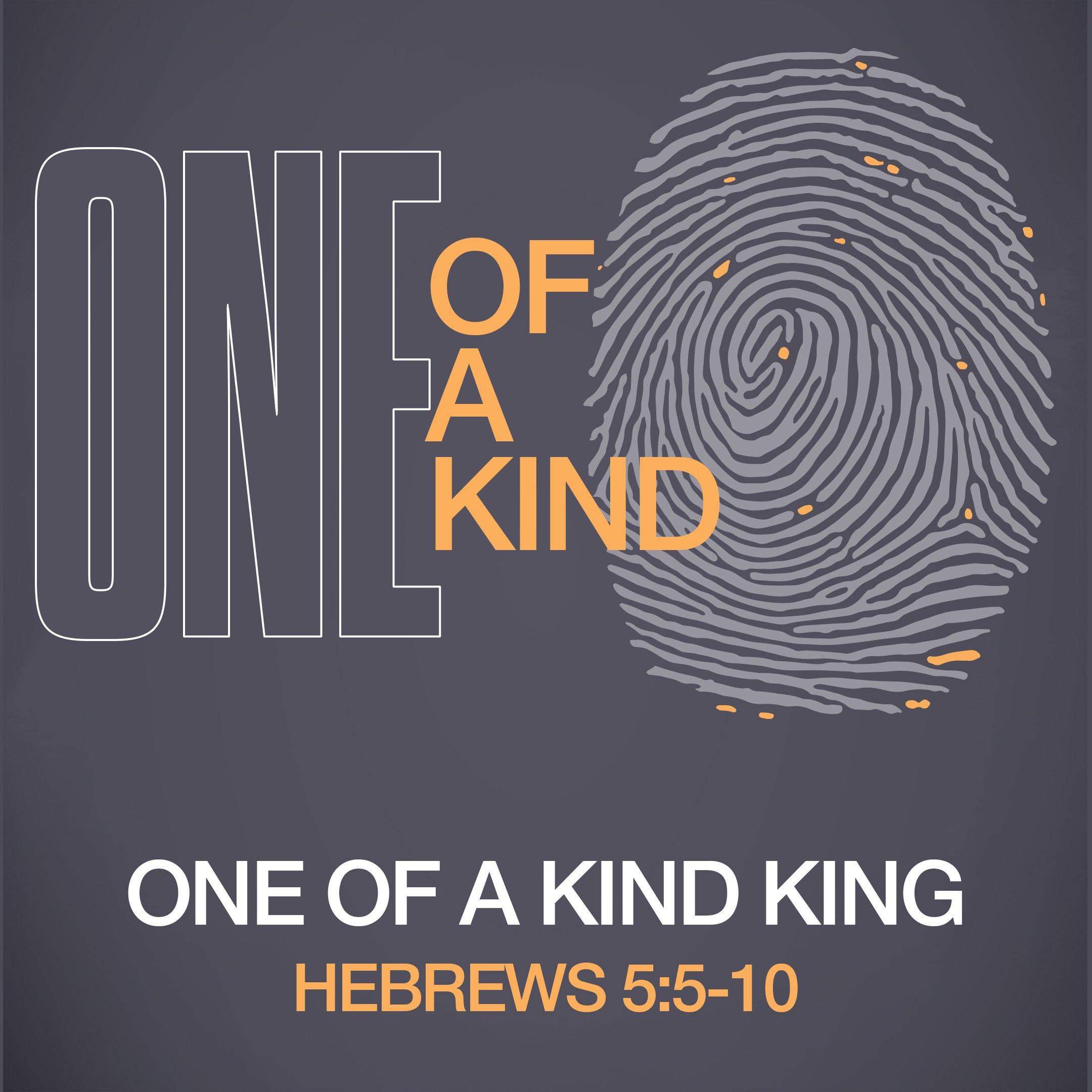 one of a kind sermon web 3